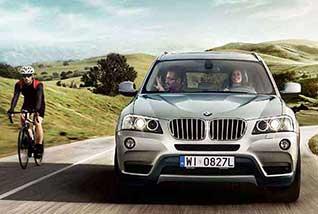 Kampania dealerska BMW – Billboard